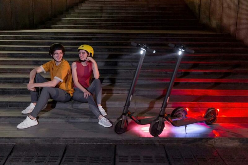 elektrische step ninebot e25e city step