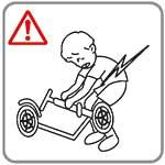 elektrische step veiligheid - gewicht