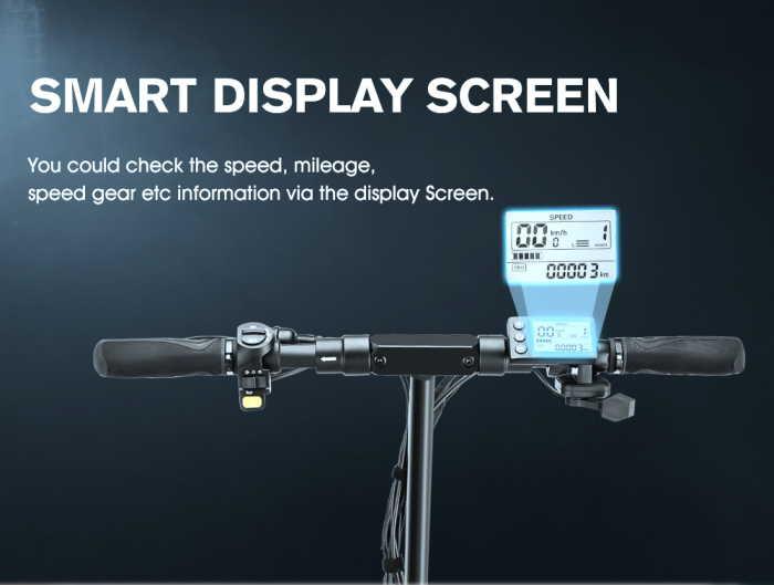 mobile future x10 display