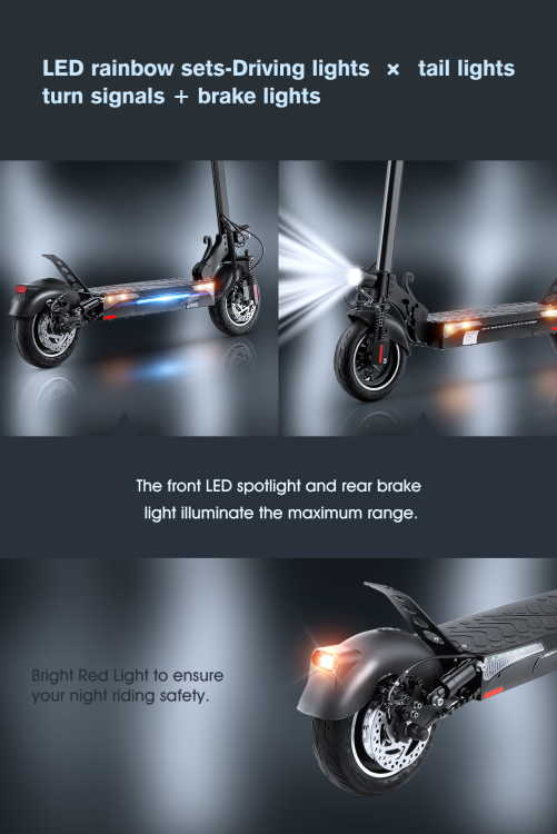 mobile future x10 verlichting