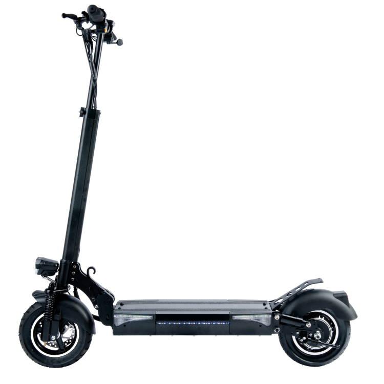 elektrische step zware mensen mobile future x10