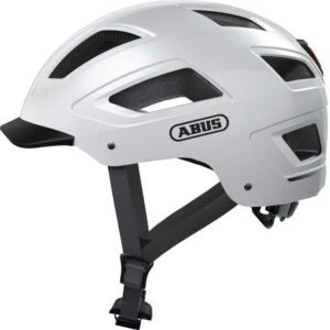 abus helm hyban 2.0 polar white